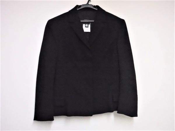 VERSUS(ヴェルサス) ジャケット サイズ40 M レディース美品  黒