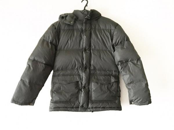 EDIFICE(エディフィス) ダウンジャケット サイズ38 M メンズ ダークブラウン 冬物