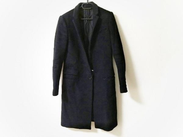 LE CIEL BLEU(ルシェルブルー) コート サイズ38 M レディース 黒 冬物