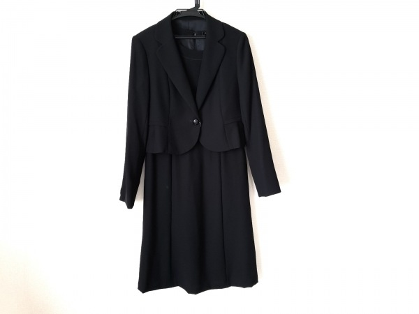 ru(アールユー) ワンピーススーツ サイズ13 L レディース 黒