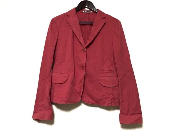 JILSANDER(ジルサンダー) ジャケット サイズ38 S レディース ピンク