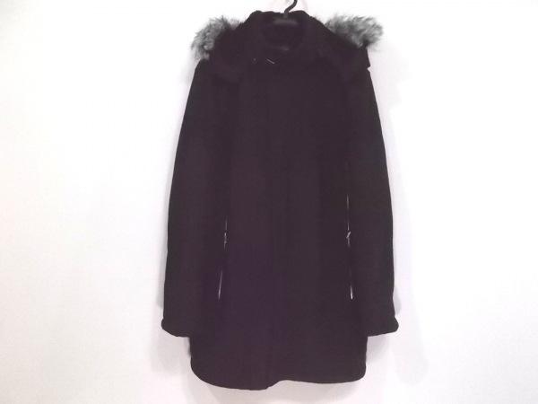 LOUIS CHAVLON(ルイスシャブロン) コート サイズLL メンズ新品同様  黒 冬物