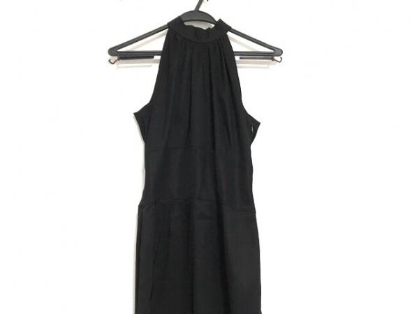 ジーザスディアマンテ ワンピース サイズXS レディース美品  黒×シルバー