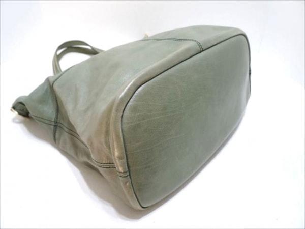 GIVENCHY(ジバンシー) トートバッグ ナイチンゲール ライトグリーン レザー