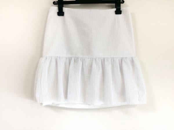 ADORE(アドーア) スカート サイズ36 S レディース 白