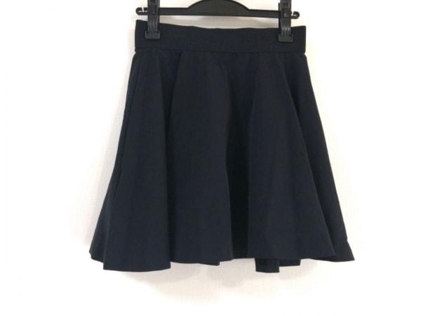 MILLY(ミリー) スカート サイズ4 S レディース新品同様  黒