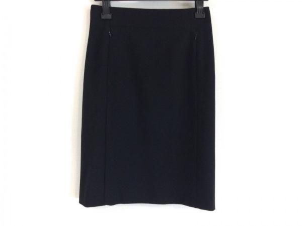 ダイアン・フォン・ファステンバーグ スカート サイズ2 S レディース美品  黒