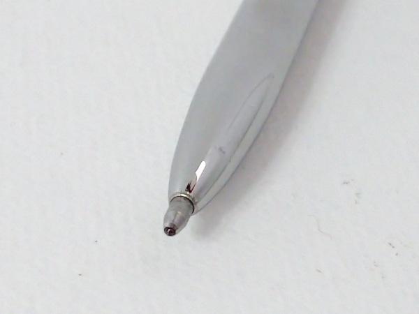 ティファニー ボールペン シルバー インクあり(黒) 金属素材 3