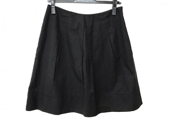 Lois CRAYON(ロイスクレヨン) スカート サイズM レディース美品  黒