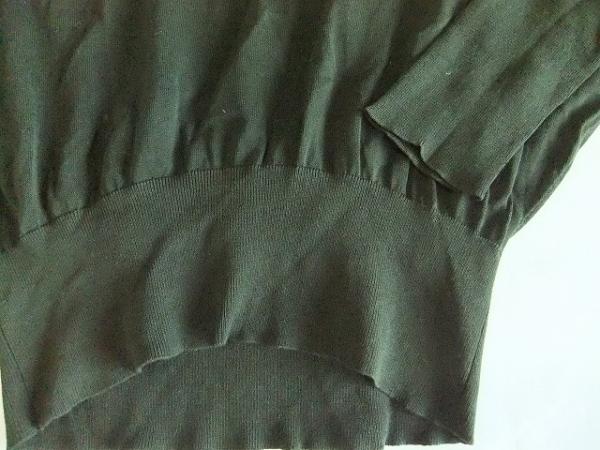セオリーリュクス 七分袖カットソー サイズ38 M レディース ダークグリーン