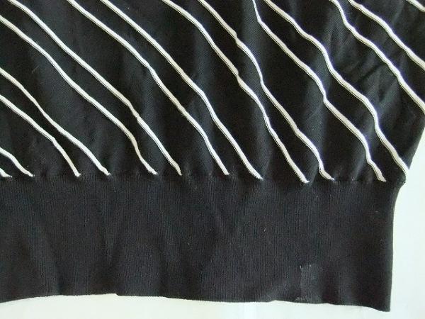 theory luxe(セオリーリュクス) 半袖カットソー サイズ38 M レディース 黒×白