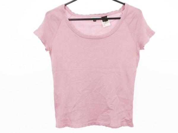 TOCCA(トッカ) 半袖セーター サイズM レディース美品  ピンク