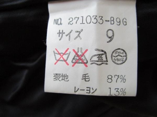 伊太利屋/GKITALIYA(イタリヤ) ジャケット サイズ9 M レディース 黒 エルボーパッチ