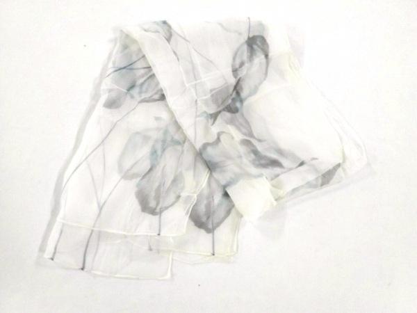 RICHMOND(リッチモンド) スカーフ美品  アイボリー×マルチ