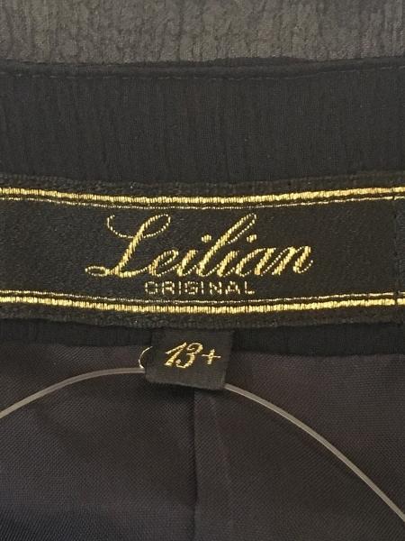 Leilian(レリアン) ワンピース サイズ13 L レディース ダークネイビー
