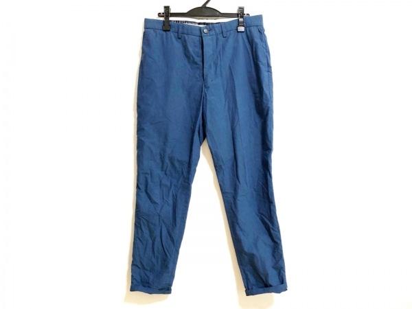 FACTOTUM(ファクトタム) パンツ サイズ48 XL メンズ ブルー