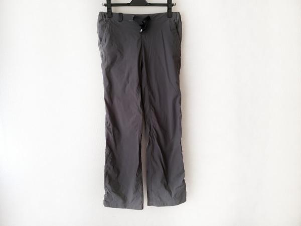 mont-bell(モンベル) パンツ サイズM レディース ダークグレー ウエストゴム