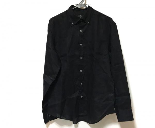 PaulSmith(ポールスミス) 長袖シャツ サイズXL メンズ美品  黒