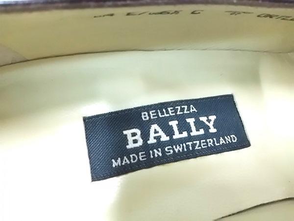 BALLY(バリー) パンプス レディース美品  ダークブラウン レザー×エナメル(レザー)