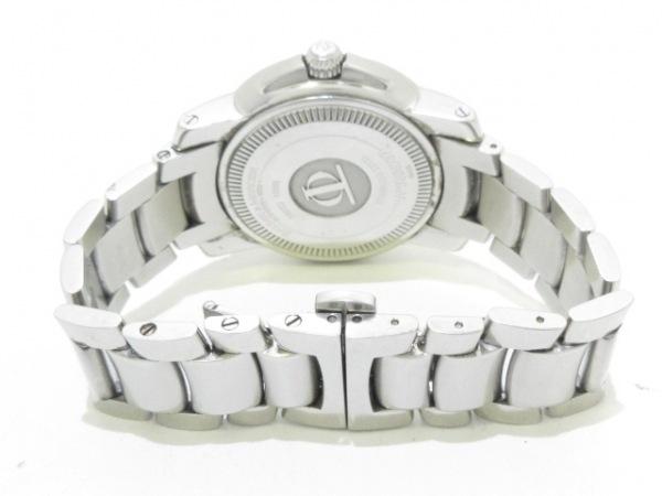 BAUME&MERCIER(ボーム&メルシエ) 腕時計 65420 メンズ シルバー