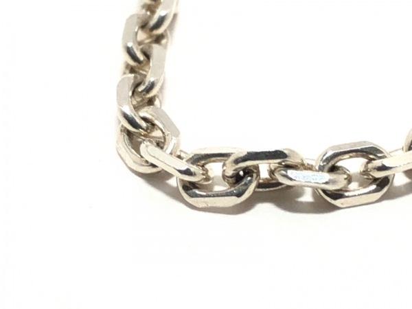LONO(ロノ) ネックレス美品  シルバー