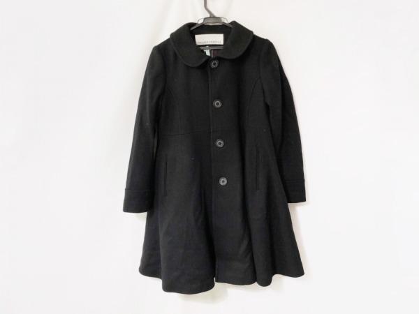 sunao kuwahara(スナオクワハラ) コート サイズM レディース 黒 冬物