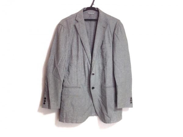23区 HOMME(ニジュウサンク オム) ジャケット サイズ50 メンズ ライトグレー