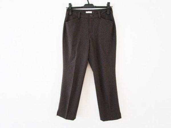 B3 B-THREE(ビースリー) パンツ サイズ30 XS レディース ダークブラウン