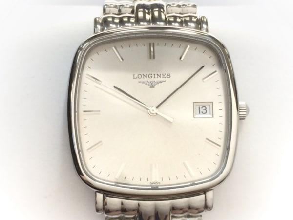 LONGINES(ロンジン) 腕時計美品  L4.761.4 ボーイズ シルバー