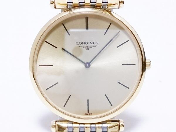 LONGINES(ロンジン) 腕時計 グランドクラシック L4.709.2 ボーイズ ゴールド