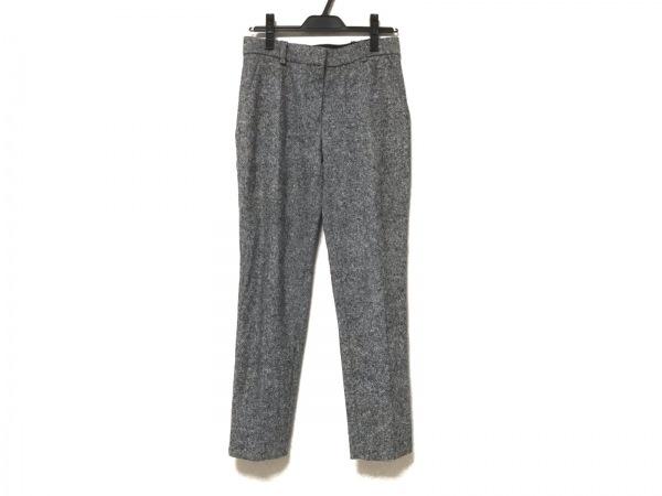 ステラマッカートニー パンツ サイズ36 M レディース 黒×アイボリー