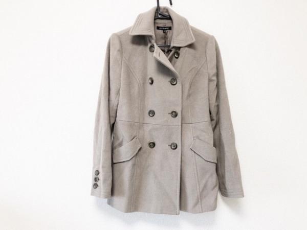 LAUTREAMONT(ロートレアモン) コート サイズ3 L レディース美品  ベージュ 冬物