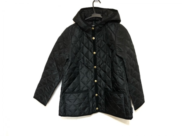 トラディショナルウェザーウェア ブルゾン サイズ36 M レディース美品  黒