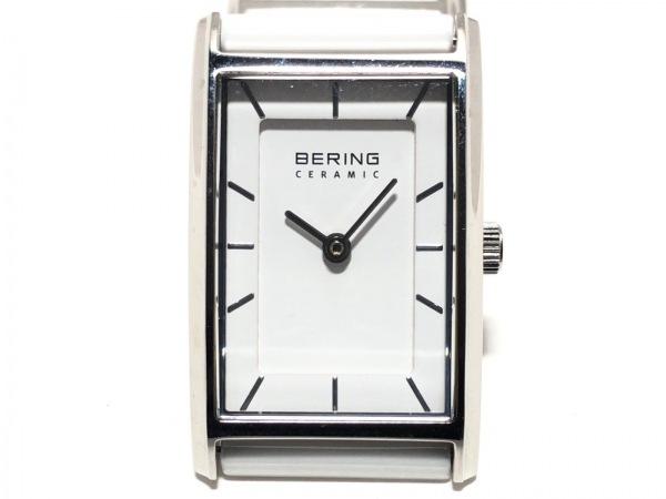 BERING(ベーリング) 腕時計美品  30121-754 レディース シルバー