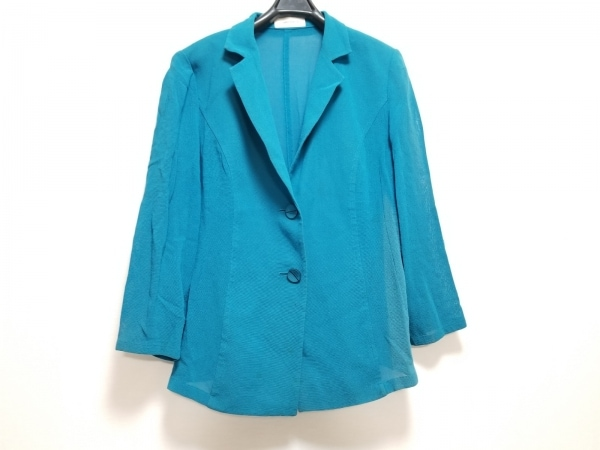 lapine rouge(ラピーヌルージュ) ジャケット サイズ13 L レディース ブルー