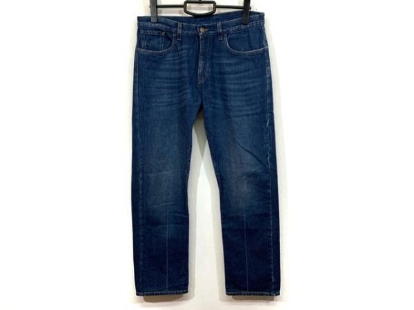 GUCCI(グッチ) ジーンズ サイズ33 メンズ ブルー