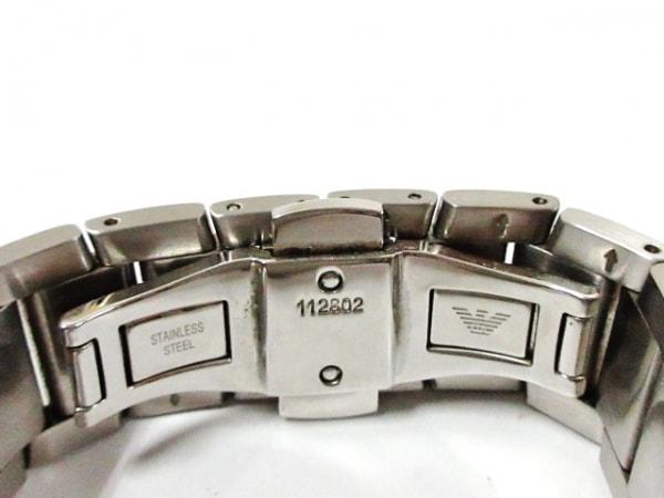 EMPORIOARMANI(アルマーニ) 腕時計美品  AR-2434 メンズ 黒 5