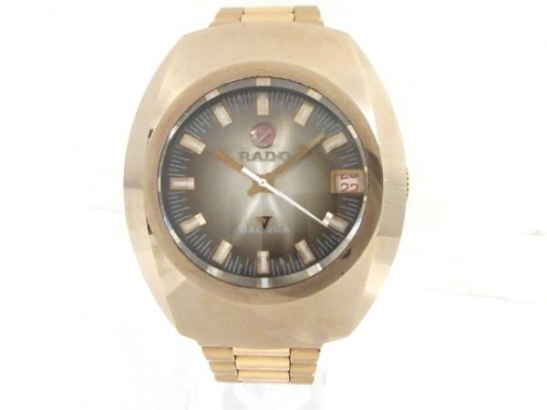 RADO(ラドー) 腕時計 バルボア - メンズ ダークブラウン
