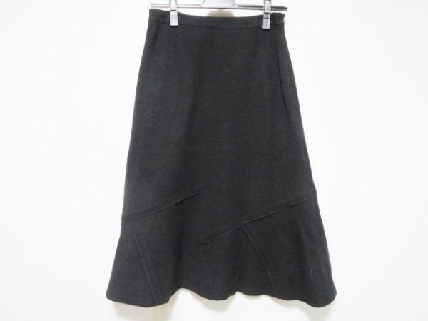 Scapa(スキャパ) スカート サイズ38 L レディース 黒
