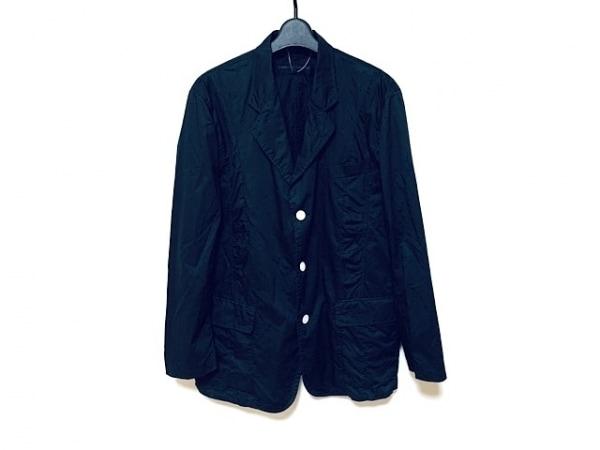 COMMEdesGARCONS HOMME(コムデギャルソンオム) ジャケット サイズM メンズ美品  黒