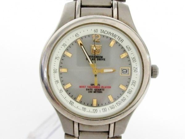 ELGIN(エルジン) 腕時計 FK-1151-C ボーイズ グレー