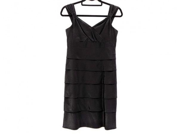CdeC COUP DE CHANCE(クードシャンス) ドレス サイズ38 M レディース美品  黒