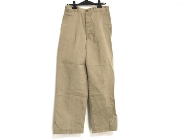 chimala(チマラ) パンツ サイズ28 L レディース ベージュ