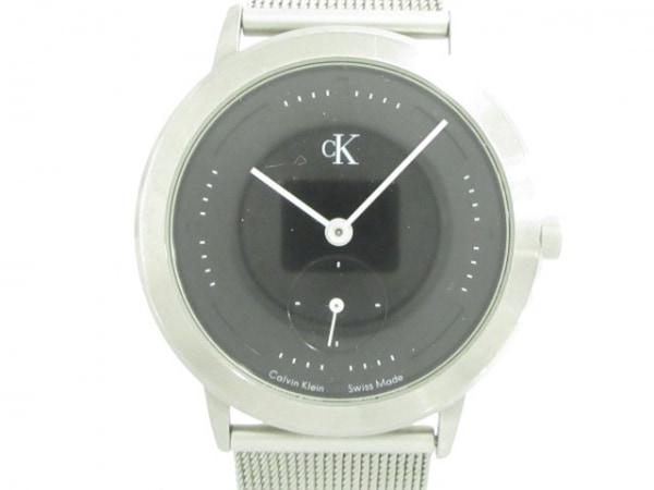 CalvinKlein(カルバンクライン) 腕時計 K3311 レディース 黒