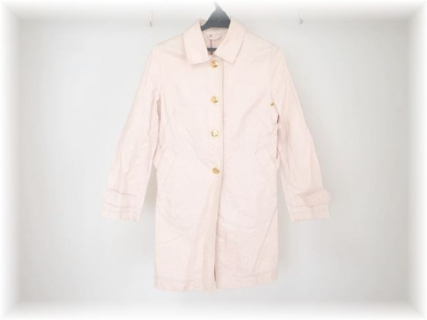 LAPIS LUCE PER BEAMS(ラピスルーチェ) コート サイズ40 M レディース ピンク 冬物