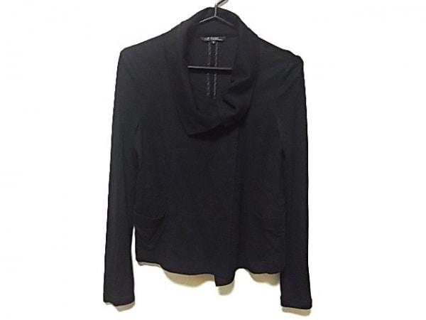 23区(ニジュウサンク) ジャケット サイズ38 M レディース 黒