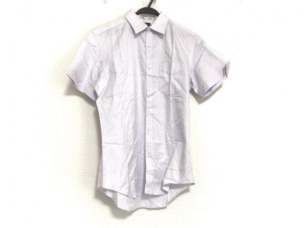 PaulSmith(ポールスミス) 半袖シャツ サイズL メンズ美品  パープル