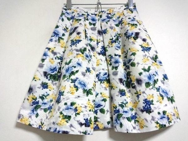 アプワイザーリッシェ スカート サイズ0 XS レディース新品同様  花柄