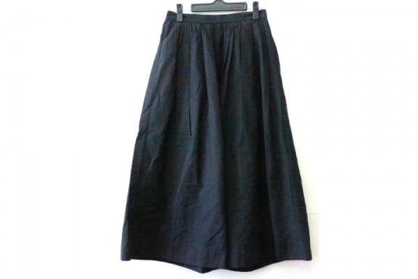 whim gazette(ウィムガゼット) ロングスカート サイズ36 S レディース美品  黒