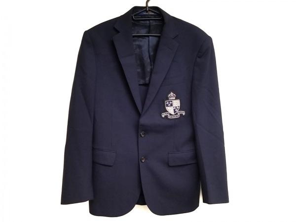 ポロラルフローレン ジャケット サイズ36S メンズ美品  ダークネイビー